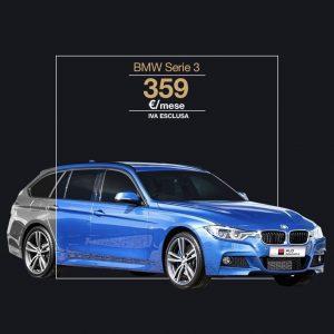 noleggio BMW serie 3